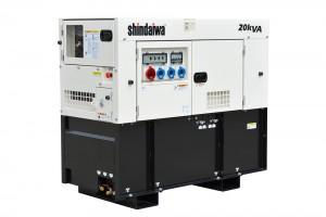 Powercenter 20 & 37 Generator