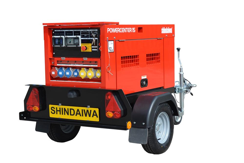 Powercenter 15 Generator
